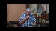Бог обича човека , но мрази греха - Пастор Фахри Тахиров