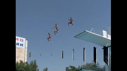 Софиянци се спасяват от жегите в басейните