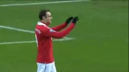 Всички 20 гола на Бербатов през сезон 2010/2011