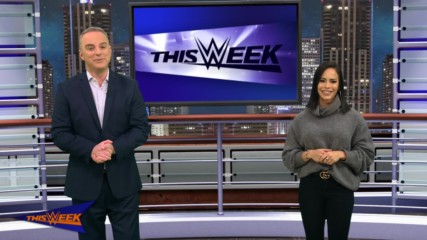 This Week in WWE - Tomorrow on WWE Network
