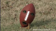 Annoying Orange: football ball