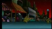 Костенурките Нинджа Костенурки В Космоса Беглецът ( Фуджитоидът) Бг Аудио Dvd Rip Айпи Ентъртеймънт