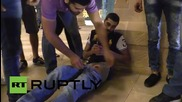 Lebanon: Rubber bullets fly at 'You Stink' protest in Beirut