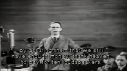Dr.goebbels - Speech in Sportpalast - 1933