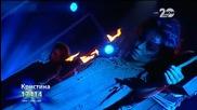 Кристина Дончева - X Factor Live (28.10.2014)