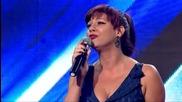 Гергана Великова - X Factor (06.10.2015)