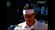 Federer - Magic Winner