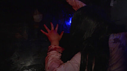 Japan's first drive-in haunted house opens in Tokyo as industry adapts to social distancing