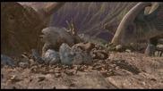 [2/2] Динозавър (2000) Бг Аудио * праисторическа анимация * Dinosaur - Walt Disney's animation hd