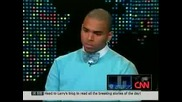 Chris Brown On Larry King Live Full Interview Hq Pt.3 Of 4