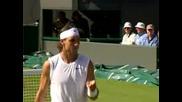 Wimbledon 2008 : Надал - Южни