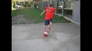 Футболни Умения
