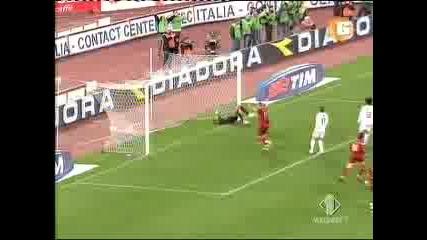 Меxeс Гол Срещу Милан (1 - 0)