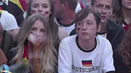 Germany: Berlin erupts after Germany beats Ukraine in Euro Cup