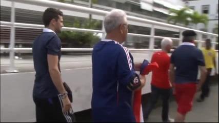 Швейцарци и французи очакват победа