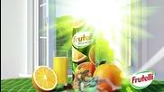 Рекламата на Фрутели