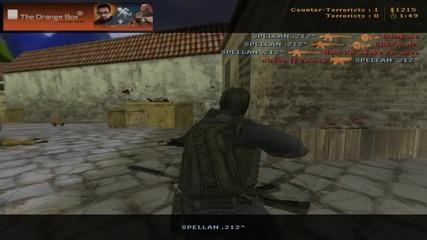 Spellan -4 m4a1