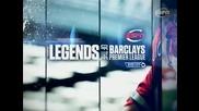 Legends Of The Barclays Premier League - Gianfranco Zola