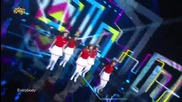 Crayon Pop - Bar Bar Bar @ Music Core [ 22.06. 2013 ] H D