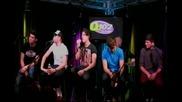 One Direction - Интервю и изпълнения на More Than This и Wmyb за Q102 - Ню Джърси - част 2/2