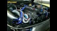 Най - Мощното Audi S2 В България