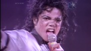 Michael Jackson - Bad in the Mix (video)