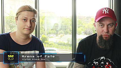 Български гейм награди - Номинации: Crytek Black Sea