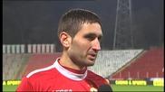 Тунчев: Загубихме 2 точки