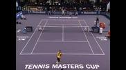 Roger Federer vs Rafael Nadal. Atp Shanghai 2006