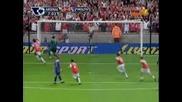 Арсенал - Портсмут 1 - 0 Адебайор
