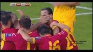 08.09.14 Черна гора - Молдова 2:0 *квалификация за Европейско първенство 2016*