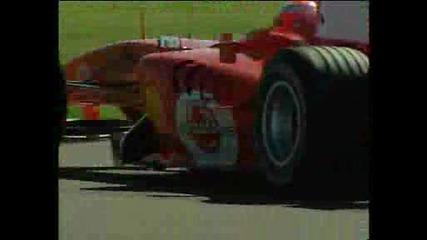Седемкратния световен шампион Михаел Шумахер се завръща във Фомула 1