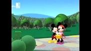 Клуб Мики Маус: Бг Аудио Eпизод H. Q. - Червената шапчица Мини