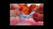 Как да си направим панделка за шноли и бижута