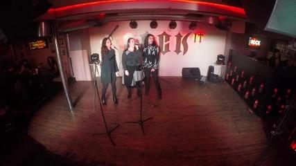 20.01.2015 - Eli, Nadia & Sofi - Savage Garden - To The Moon And Back