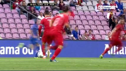 Cristiano Ronaldo Vs Croatia Hd