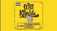 Wiz Khalifa Ft. Snoop Dogg Juicy J and T - Pain - Black And Yellow [g - Mix]