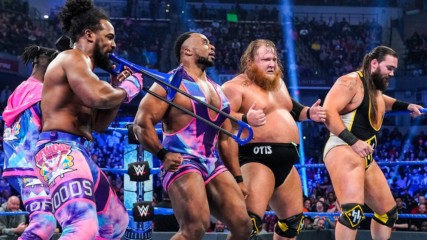 The New Day and Heavy Machinery vs. The Revival and Dolph Ziggler & Robert Roode: SmackDown, Oct. 18, 2019
