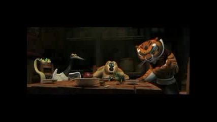 Kung Fu Panda Trailer High Quality