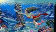 Магически моменти в морето ...