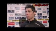 Cristiano Ronaldo Interview 2- 30/01/08