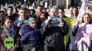Germany: Pro-Kurdish activists condemn Turkish government following Ankara attack