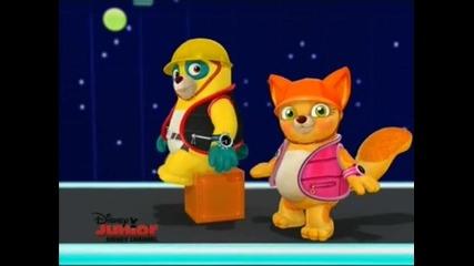 Специален агент Осо - Детски сериен анимационен филм Бг Аудио Епизод 14