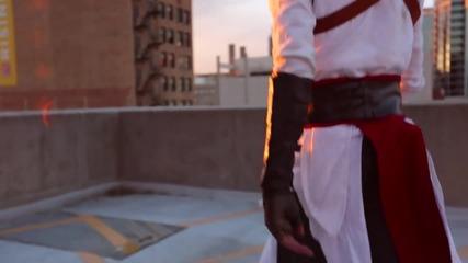 Assassin's Creed в реалния живот !