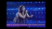 Dulce Maria - Ya No - Teleton Panama 2010 - Dic 11 2010