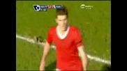 Манчестър Юнайтед - Манчестър Сити 1:2 Супер Гол На Mайкъл Карик
