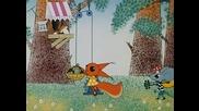Руска анимация. Песенка мышонка