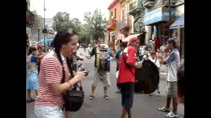 Bogi I Miro Biqt Tupani V Buenosaires