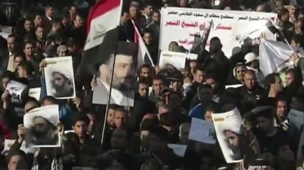 Iraq: Baghdad protesters clash at demo against Saudi execution of al-Nimr