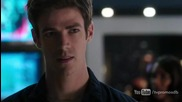 "Светкавицата/ The Flash 2x02 Promo "" Flash of Two Worlds"""